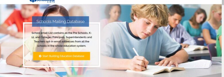 School Data Lists