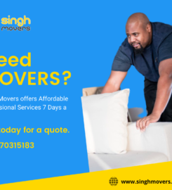 Removalists Melbourne  – Singh Movers