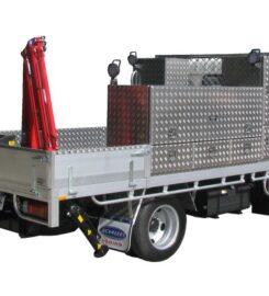 Custom Built Heavy Duty Aluminium Truck Bodies in Brisbane