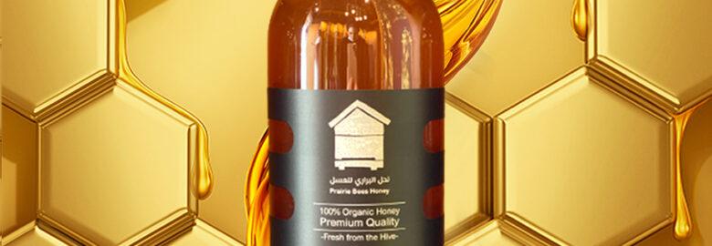 Buy Organic Honey | Best Honey Store in UAE | Prairie Bees Honey