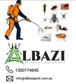 Albazi Pest Control and Termite Specialists