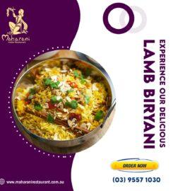 Maharani Indian Restaurant