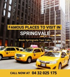 Springvale Taxi Cabs