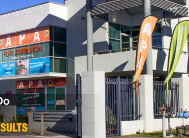 Flyer Distribution – Advertising Printing Australia Ltd.(APA)
