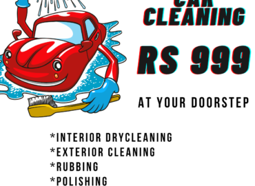Car Cleaning Services at Home